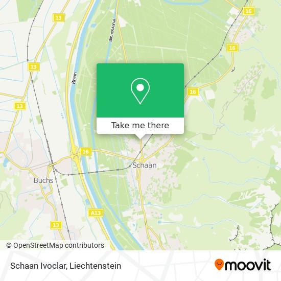 Ivoclar map