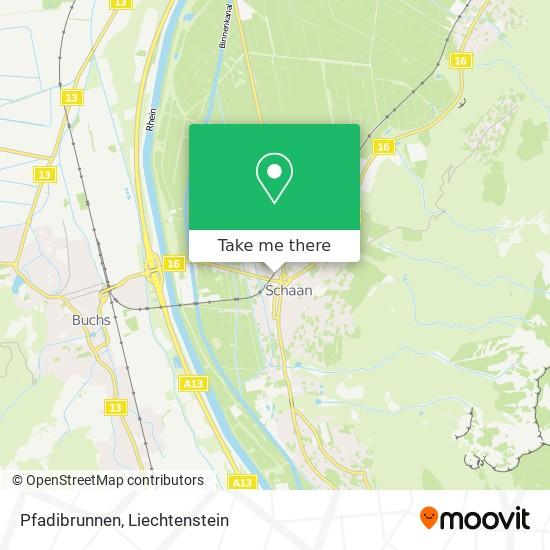Pfadibrunnen map