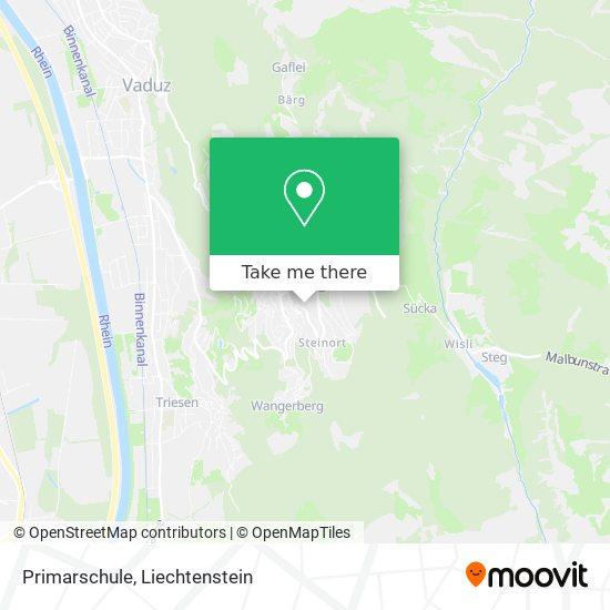 Primarschule map