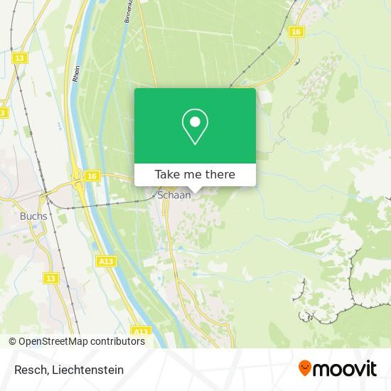 Resch map
