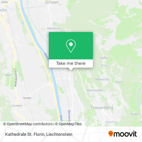 Kathedrale St. Florin map