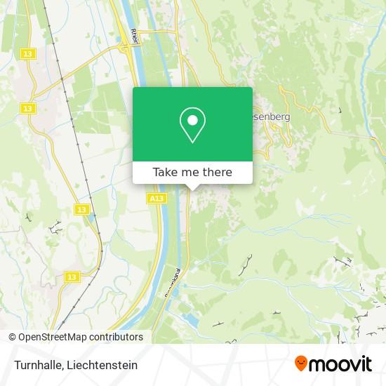 Turnhalle map