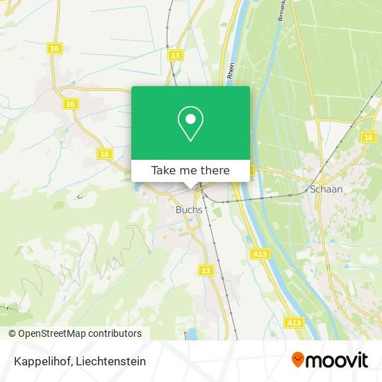 Kappelihof map