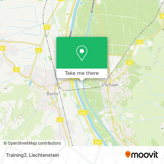 Training2 map