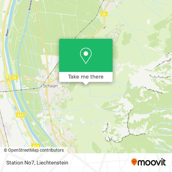 Station No7 map
