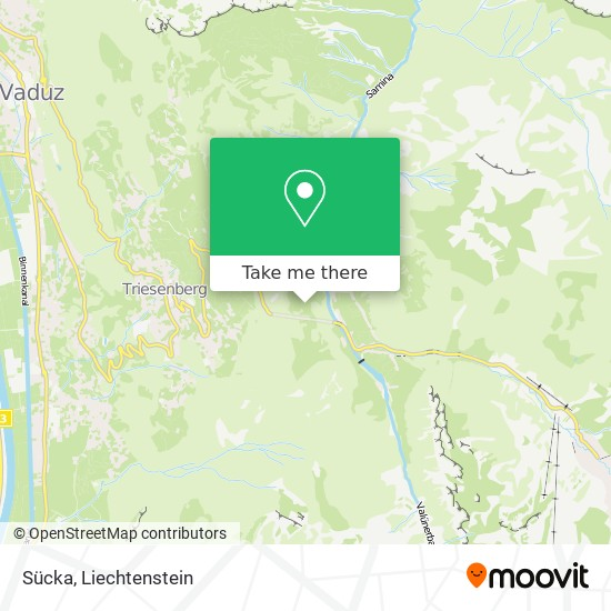 Sücka map