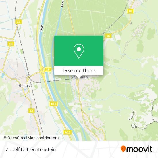 Zobelfitz map