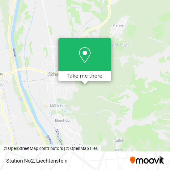Station No2 map