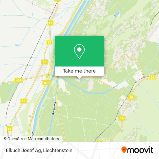 Elkuch Josef Ag map