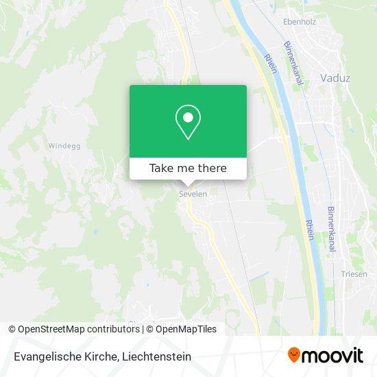 Evangelische Kirche map