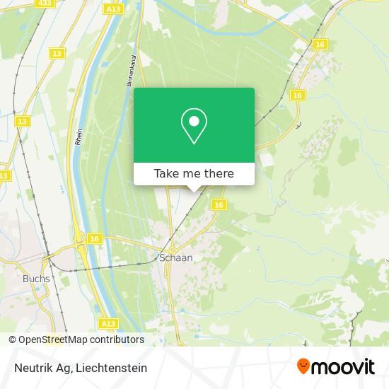 Neutrik Ag map