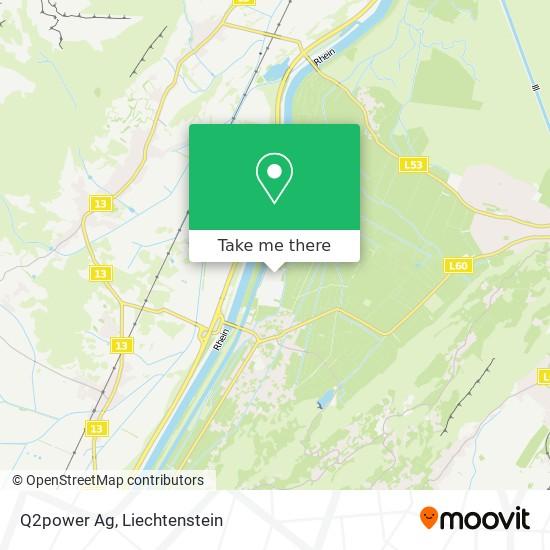 Q2power Ag map