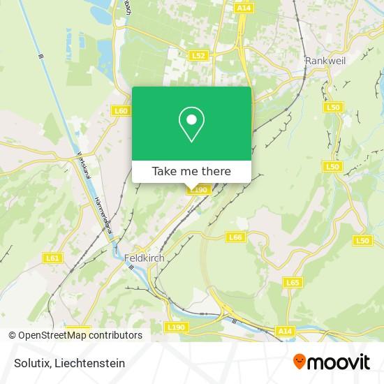 Solutix map