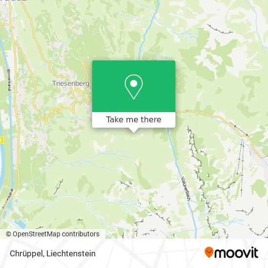Chrüppel map