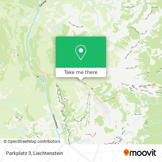 Parkplatz 3 map