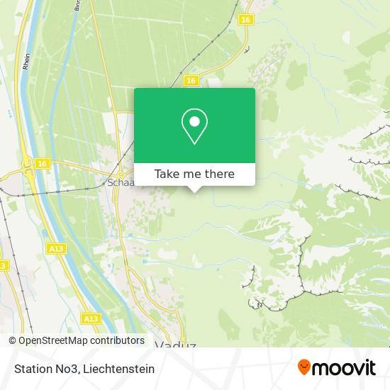 Station No3 map
