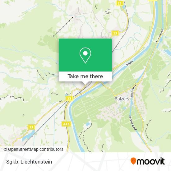 Sgkb map