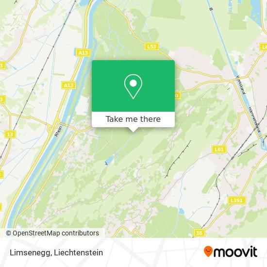 Limsenegg map