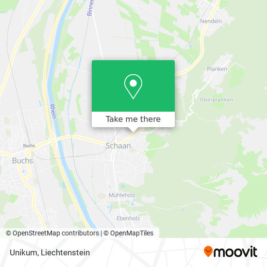 Unikum map