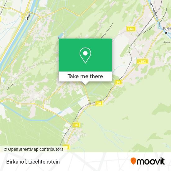 Birkahof map