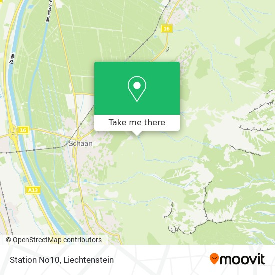 Station No10 map