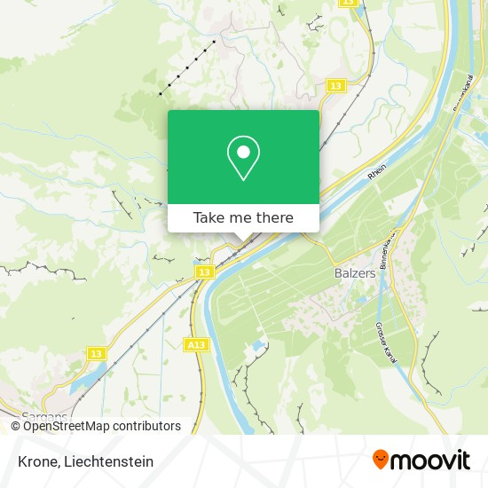 Krone map