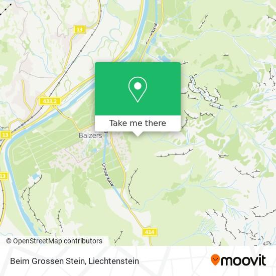 Beim Grossen Stein map