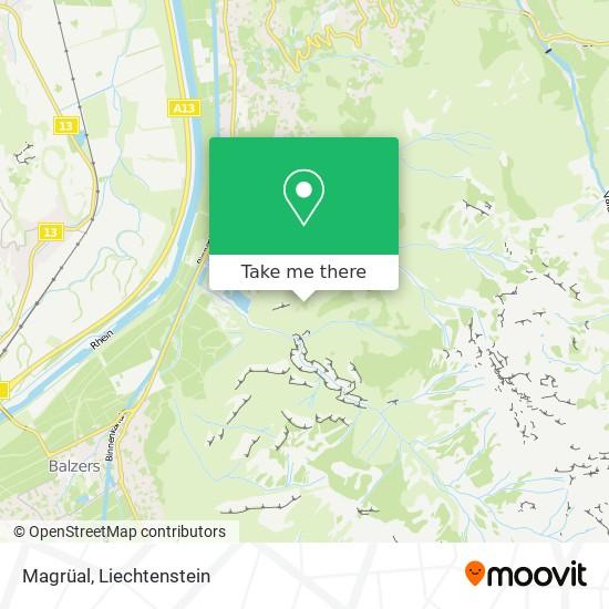 Magrüal map