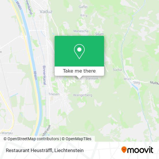 Heusträffl map