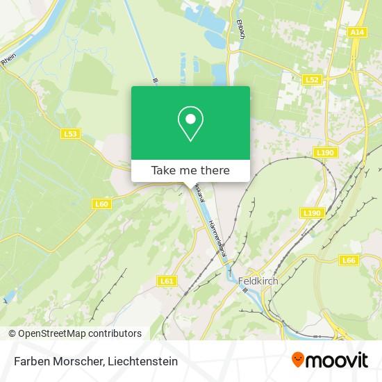 Farben Morscher map