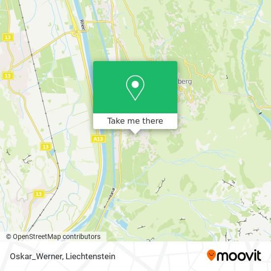 Oskar_Werner map