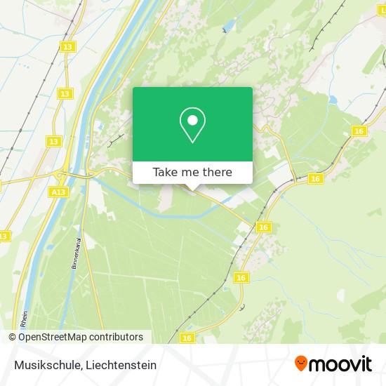 Musikschule map