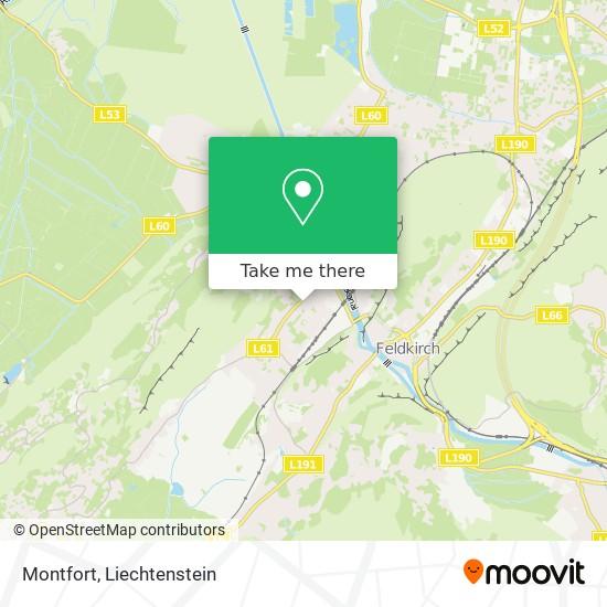 Montfort map