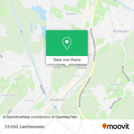 25.050 map