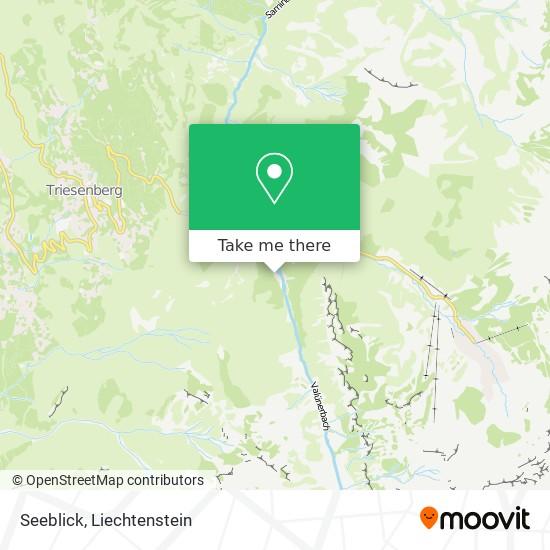 Seeblick map