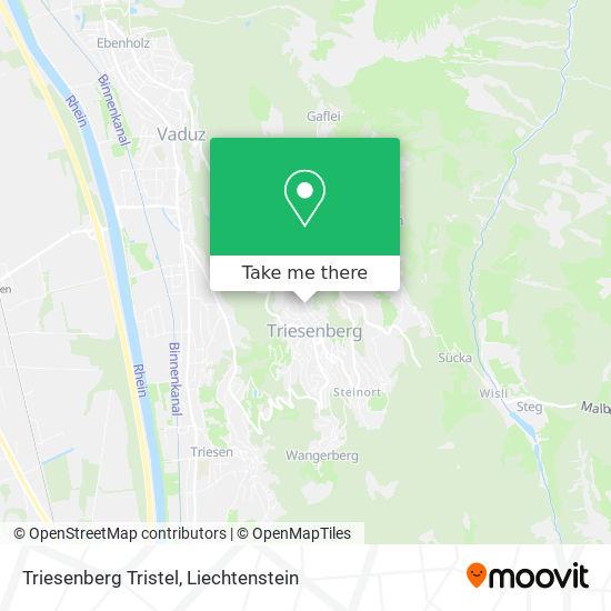 Tristel map