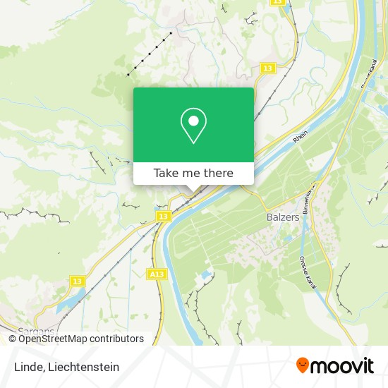 Linde map