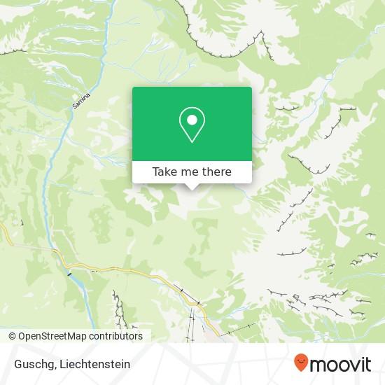 Guschg map