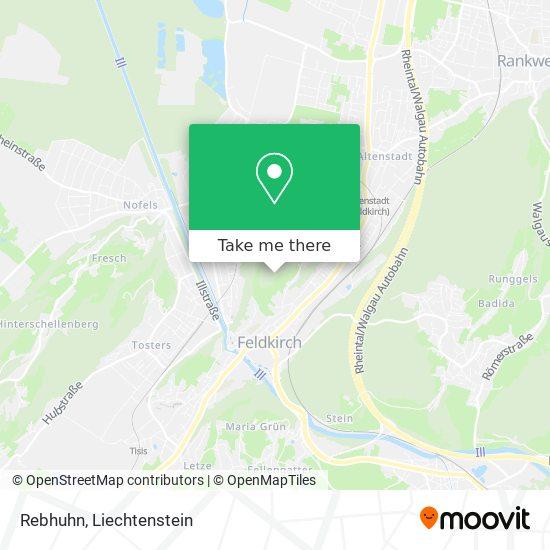 Steinadler map