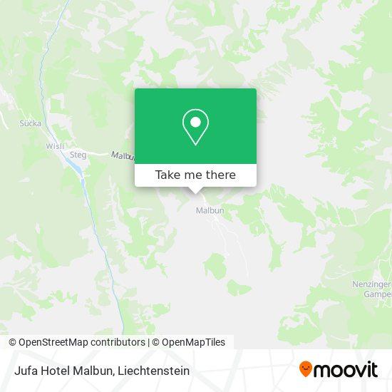 Jufa map