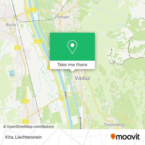 Kita map
