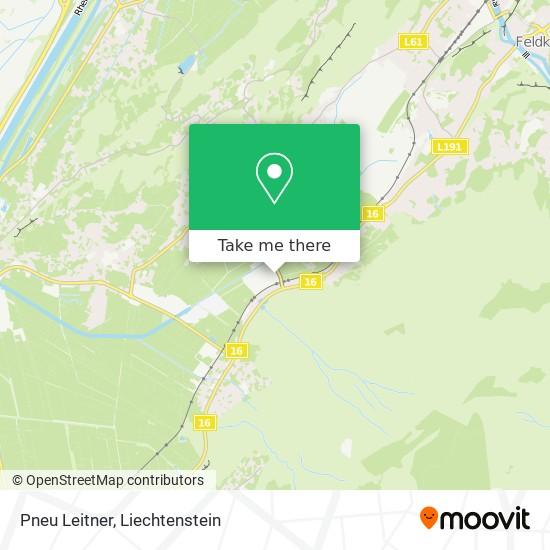 Pneu Leitner map