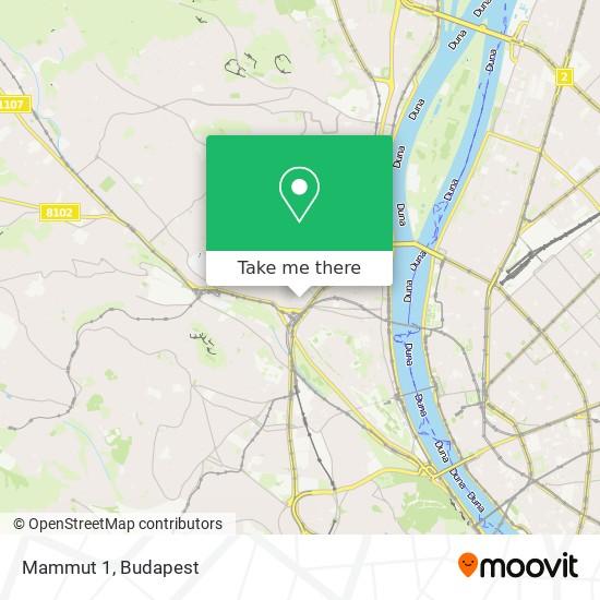 Mammut 1 map