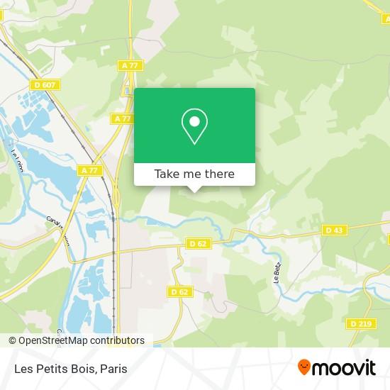 Les Petits Bois map