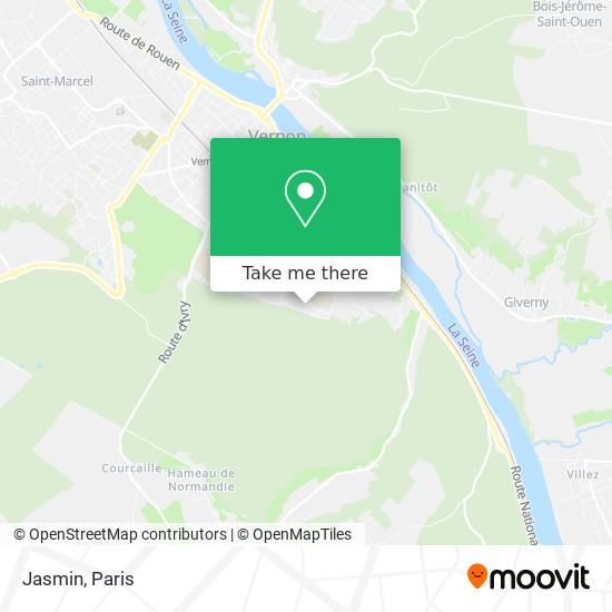 3 Jasmin map