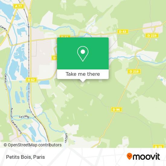 Mappa Petits Bois