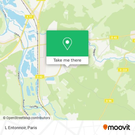 Mappa L Entonnoir