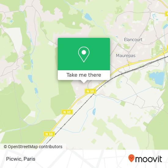 Mappa Picwic