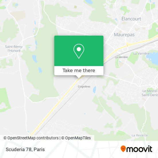 Mappa Scuderia 78
