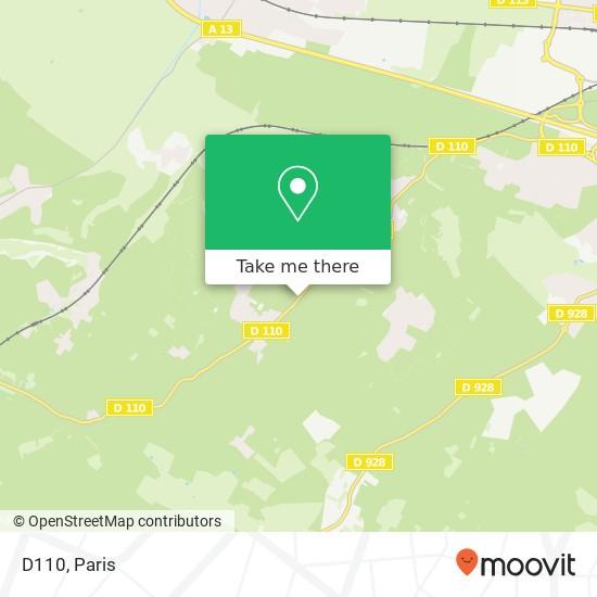 Mappa D110